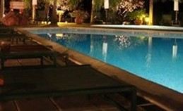 Outdoor Lighting of Swimming Pools